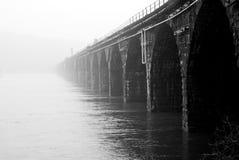 洛克维尔薄雾 库存图片
