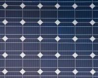 一块太阳电池板的背景 库存照片