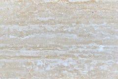 一块米黄石头的特写镜头纹理 宏观摄影特写镜头  库存图片