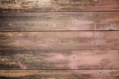 一块老木匾的纹理在樱花,背景的一textur洗染了 库存照片