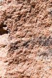 一块被处理的大理石石头的抽象背景 免版税库存图片