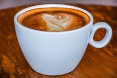 一套咖啡 库存图片