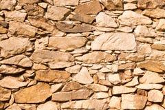 一家前矿公司的废墟在坎皮利亚马里蒂马,意大利 免版税库存图片