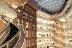 一家新的大丸商店在上海 免版税图库摄影