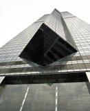 一家银行的看法在香港 库存图片