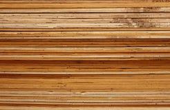 一层纹理木头 免版税库存照片
