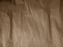 从一床干净的床单 背景 免版税库存图片