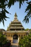 佛教寺庙- Mingun -缅甸 免版税库存照片