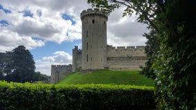 一座古老城堡在英国 图库摄影