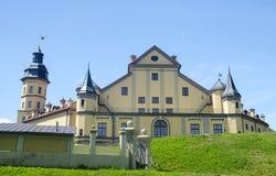 一座古老城堡的大厦 免版税库存图片