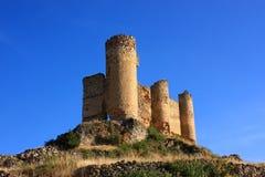 城堡在Pelegrina,西班牙 免版税库存图片
