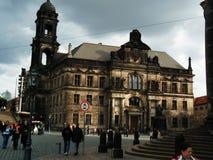 一座纪念碑在德国 免版税库存照片