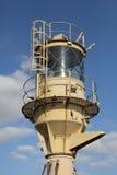 一座老灯塔的详细资料 库存图片