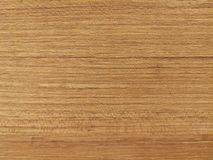 一张木顶面桌 免版税库存照片