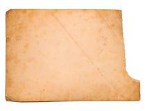 一张老照片 免版税库存图片