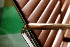 一把当代办公室椅子 免版税库存照片