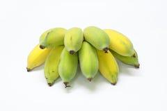 一把成熟pisang awak梳子 库存照片