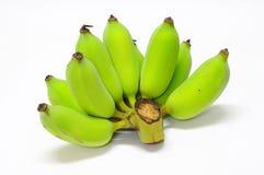 一把未加工的pisang awak梳子 免版税库存照片