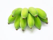 一把未加工的pisang awak梳子 免版税库存图片