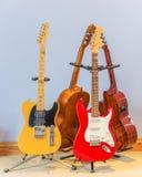 吉他 免版税库存照片