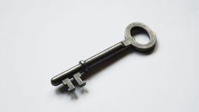 一把钥匙 免版税库存图片