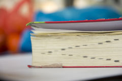 一本字典 库存照片