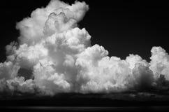 一朵云彩 库存图片