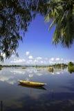 Hoi-an湖,越南2 库存图片