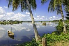 Hoi-an湖,越南5 免版税库存图片