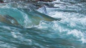 一条山河在加拿大 股票录像
