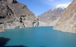 一条山河的美好的图片在中 免版税库存照片