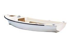 一条有桨的小船的图象 免版税库存图片