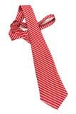一条红色领带 图库摄影