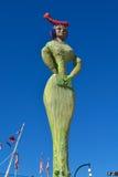 一条鱼,二条鱼,红色鱼,蓝色鱼-卡罗琳Guerra 图库摄影
