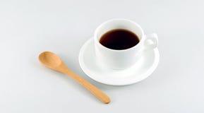 一杯咖啡。 库存图片