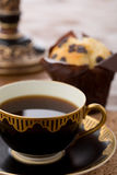 一杯咖啡 免版税库存图片
