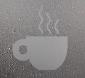 一杯咖啡 库存照片