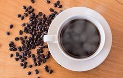 一杯咖啡 免版税库存照片