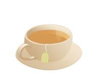 一杯茶 库存图片