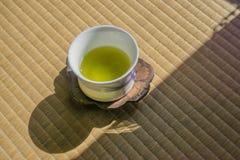 一杯茶 图库摄影