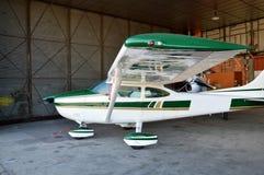 一架小型飞机 库存照片