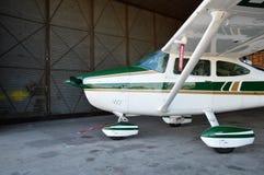 一架小型飞机 免版税库存图片