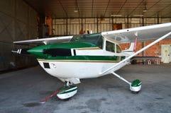 一架小型飞机 免版税库存照片