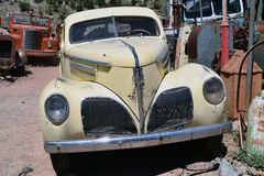 一次优等的Studebaker 免版税库存图片