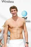 迈克尔Phelps 免版税库存图片