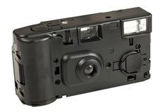 一次性的照相机 免版税库存照片