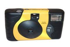 一次性的照相机 库存图片