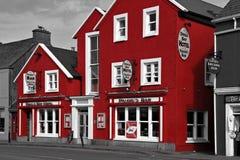 一次旅行的印象通过爱尔兰 图库摄影