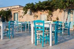 一次游览在西西里岛 库存图片