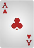 一点卡片棍打啤牌 库存照片